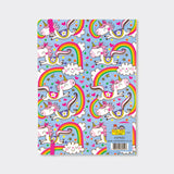 Rachel Ellen Bright Ideas Unicorns Notebook