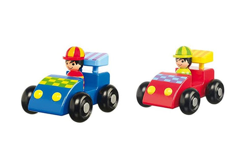 Orange Tree Toys Racing Car Set