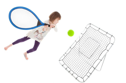 Traditional Garden Games Rebounder Target Net