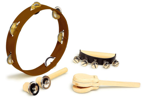 Legler Tambourine and Shakers Set