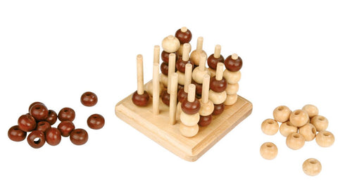 Legler 3D Tic Tac Toe Board Game