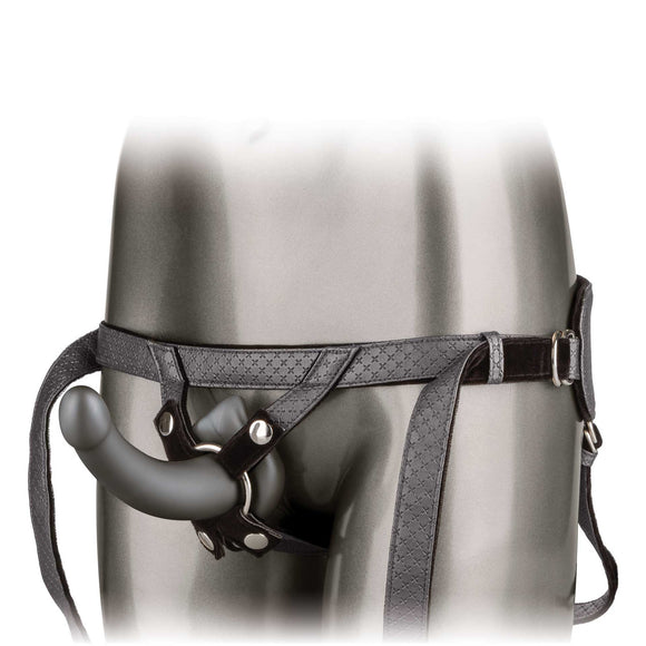 KinkyDiva The Royal UltraSoft Set Crotchless Strap On With GProbe £78.99