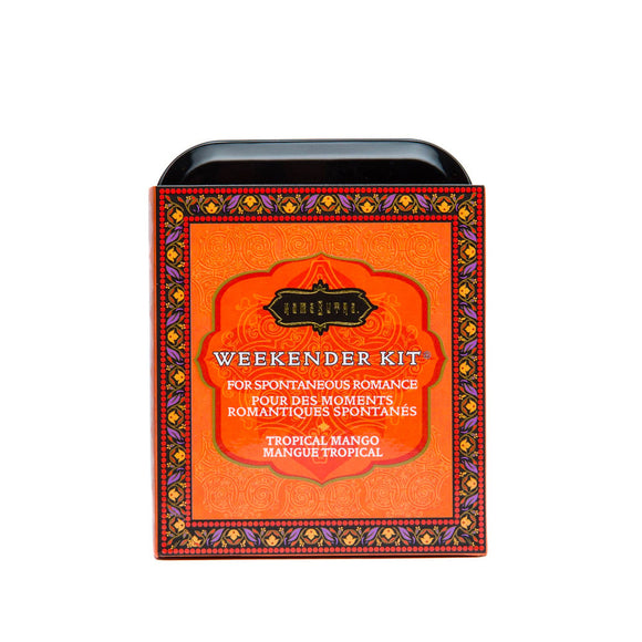 KinkyDiva Kama Sutra Weekender Kit In A Tin Tropical Mango £27.99
