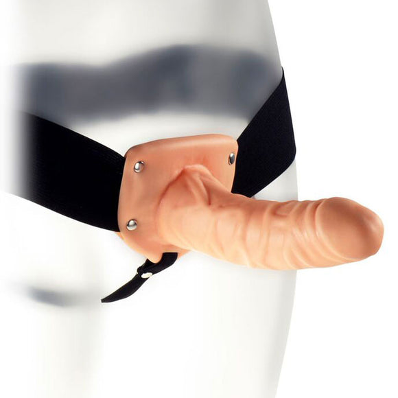 Everlasting Hollow Extender For Him Dildo Strap On - kinkydiva-com