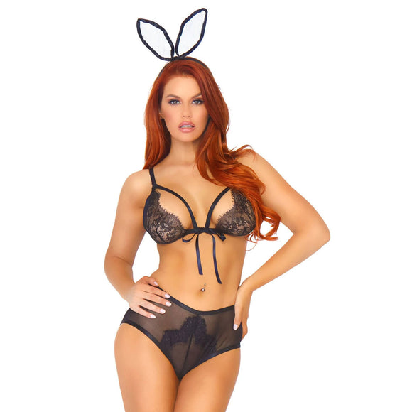 Leg Avenue Roleplay Bedroom Bunny UK 814 - kinkydiva-com
