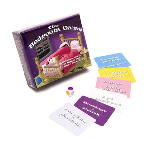 The Bedroom Game - kinkydiva-com