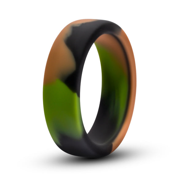 Performance Green Camo Cock Ring - kinkydiva-com