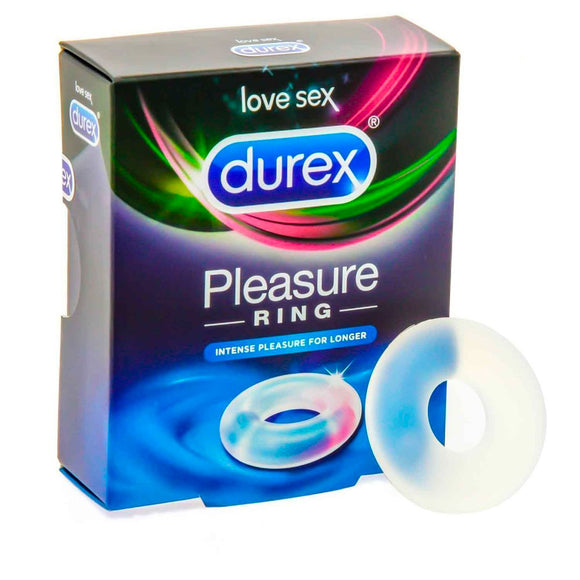 Durex Pleasure Cock Ring - kinkydiva-com