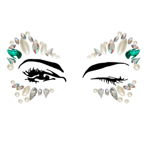 Arista Eye Jewels Sticker EYE001 - kinkydiva-com