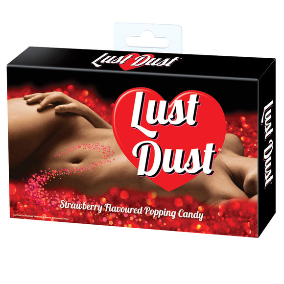 KinkyDiva Strawberry Love Dust £2.99