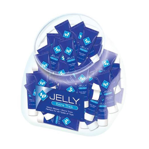 ID Jelly Tube 12mls - kinkydiva-com