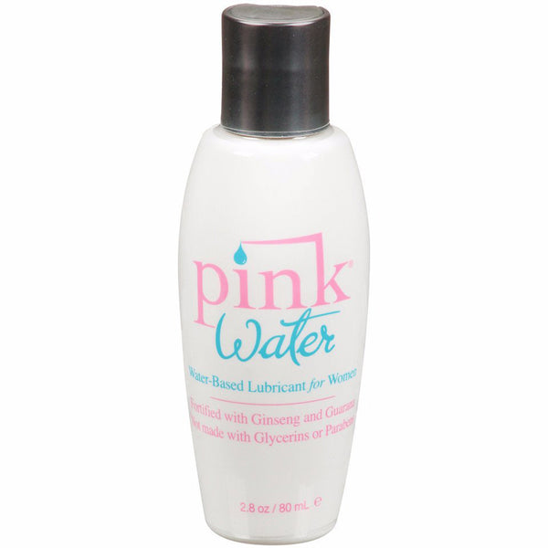 Pink Water Lubricant For Women 2.8 Ounce - kinkydiva-com