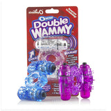 KinkyDiva Screaming O O Wow Double Whammy Vibrating Cock Ring £25.99
