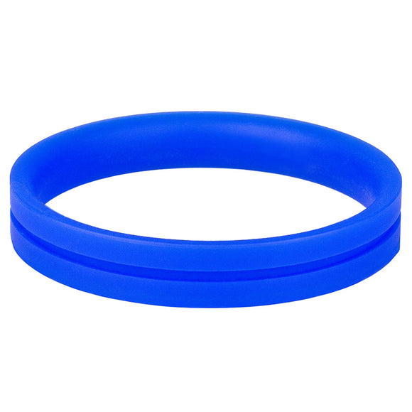 Screaming O RingO Pro XXL Blue Cock Ring - kinkydiva-com