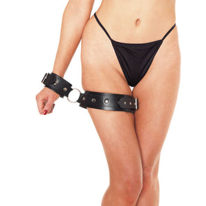 KinkyDiva Leather Wrist And Leg Cuff £46.49