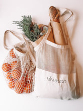 Load image into Gallery viewer, Half Mesh Tote Bag - Wholesale