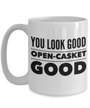 Load image into Gallery viewer, Mortician Mug | Funeral Director Mug