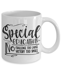 Special Education Appreciation