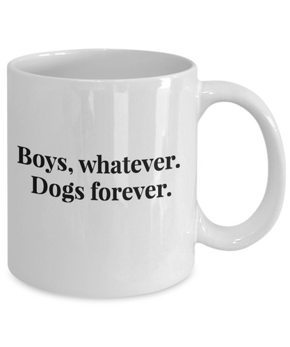 Boys Whatever Dogs Forever