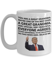 Load image into Gallery viewer, Grandma Trump Mug