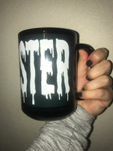 Load image into Gallery viewer, Momster Mug | Halloween Mom Gift *Discounted due to Mug Imperfections