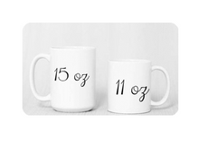 Load image into Gallery viewer, Probation Officer Mug | Badass PO (plain)