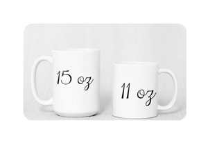 Mastectomy Coffee Mug |  Breast Cancer Awareness Gift