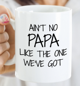Papa Mug | Personalized with kids' names!