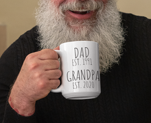 Load image into Gallery viewer, Grandpa Mug | Pregnancy Reveal