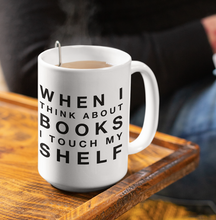 Load image into Gallery viewer, Reading/Book Lover Mug