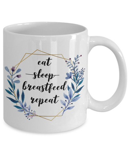 Breastfeeding Gift | New Mom Mug
