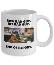 Load image into Gallery viewer, Funny K9 Mug | Police Officer Gift