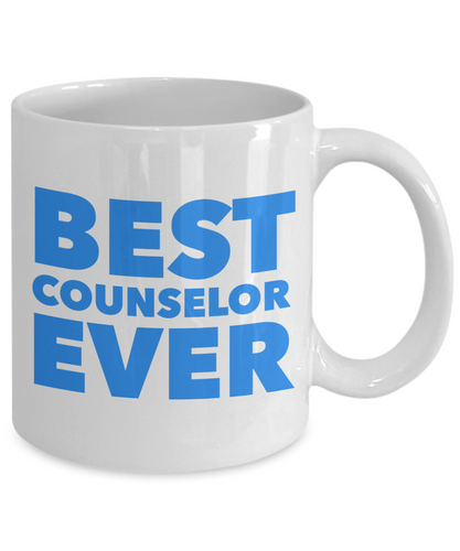 Counselor Mug | Best Counselor Ever