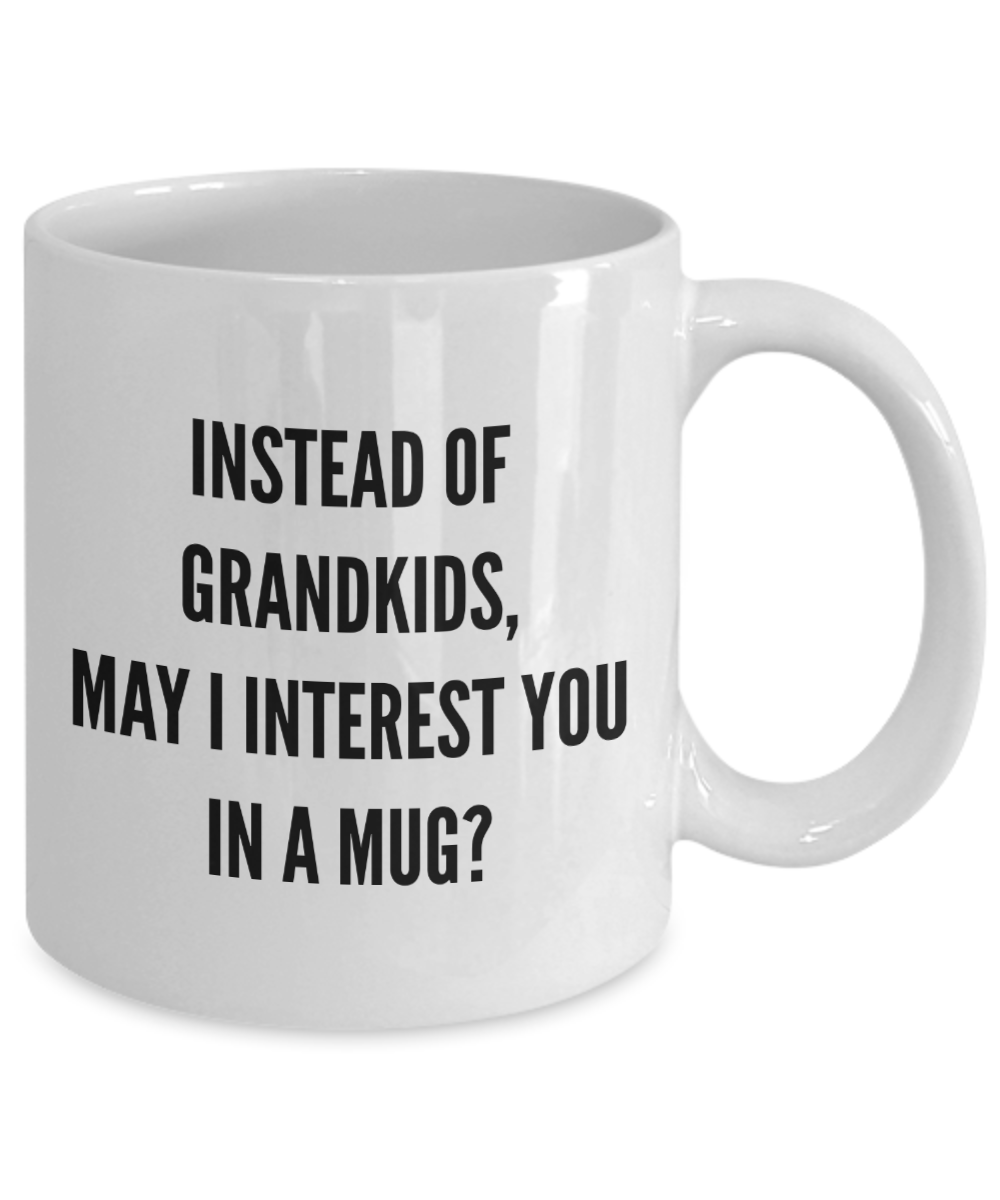 Mother's Day Mug | Funny Gift from Son or Daughter