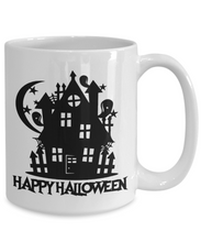 Load image into Gallery viewer, Happy Halloween Mug