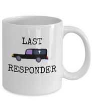 Load image into Gallery viewer, 11 oz last responder mug