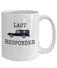 Load image into Gallery viewer, 15 ounce last responder mug