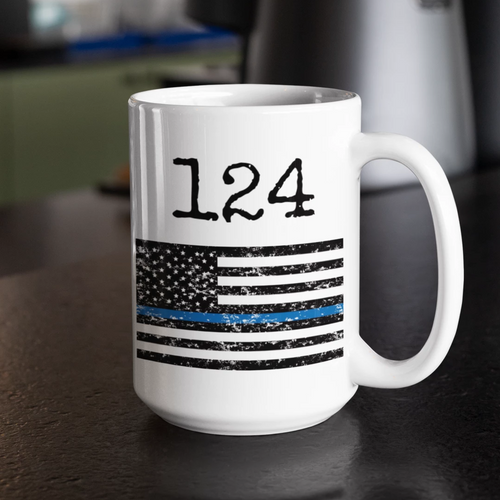 Police Badge Number | Thin Blue Line