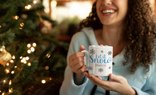 Load image into Gallery viewer, Let it Snow Mug, Funny Christmas Gift