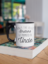 Load image into Gallery viewer, Brother to be Uncle Coffee Mug
