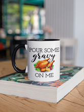 Load image into Gallery viewer, Gravy Thanksgiving Mug
