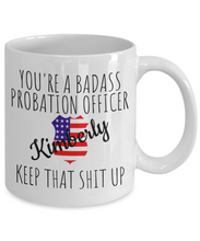 Load image into Gallery viewer, Probation Officer Mug | Badass PO