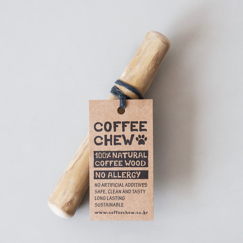 【MAELSON】COFFEE CHEW WOOD STICK