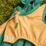 【salty hearty】 PINEAPPLE LIFE JACKET