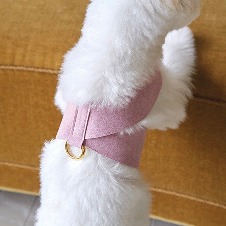 ※予約販売【BANDAL.Pet】ALL DAY NIZI HARNESS(ラベンダー)