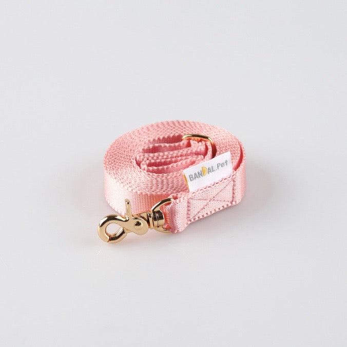 ※予約販売【BANDAL.Pet】ALL DAY NIZI LEAD(ピンク)