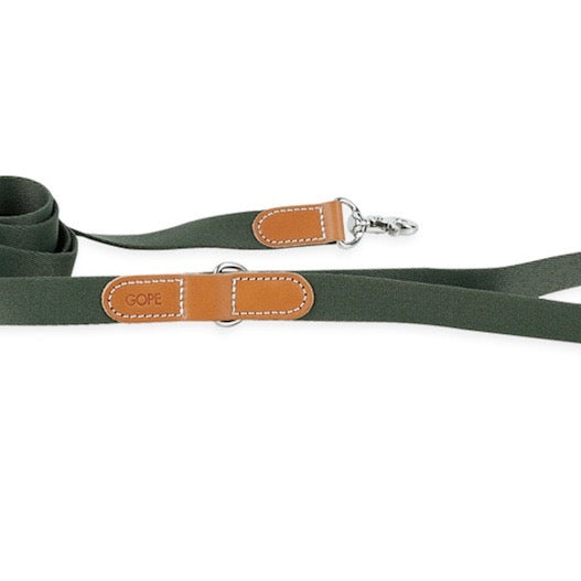 ※予約販売【GOPE】 Picture Leash(Tan / Khaki)