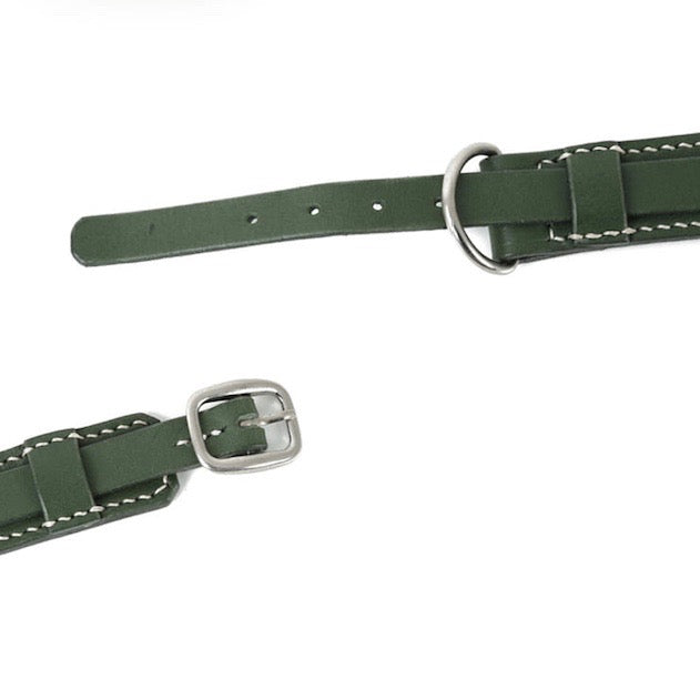 ※予約販売【GOPE】 Signature Collar(Green / Yellow)