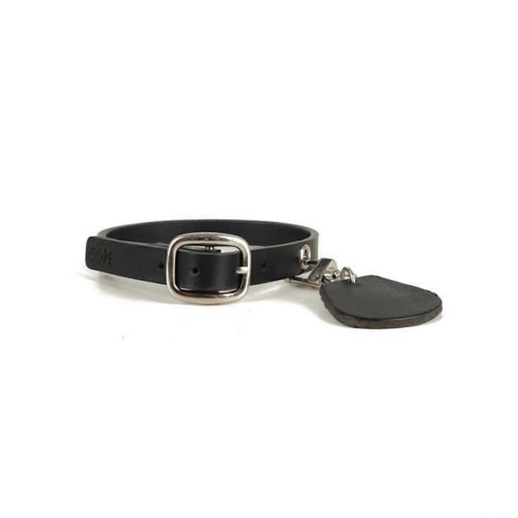 ※予約販売【GOPE】 Signature ID Collar(Black)