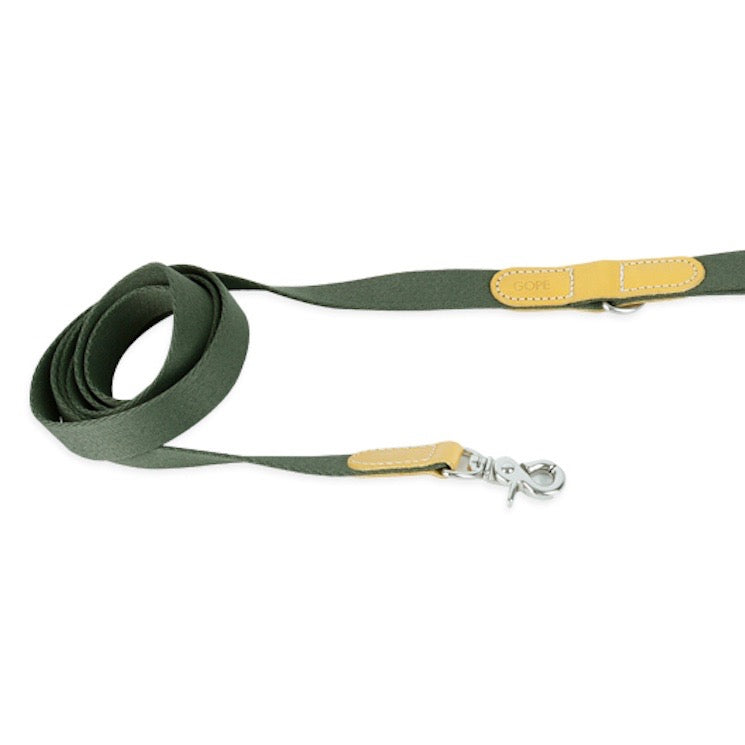 ※予約販売【GOPE】 Picture Leash(Yellow / Khaki)